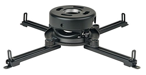 Peerless PRS Series Projector Ceiling Mount with Spider Universal Adapter Plat ( PRS UNV ) - Spider Universal Projector Mount