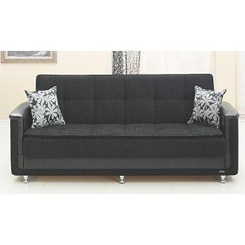 Amazon.com: Beyan Signature Vermont Sleeper Sofa: Kitchen ...
