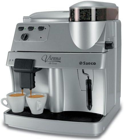 Saeco Vienna DE LUXE - Máquina de café: Amazon.es: Hogar