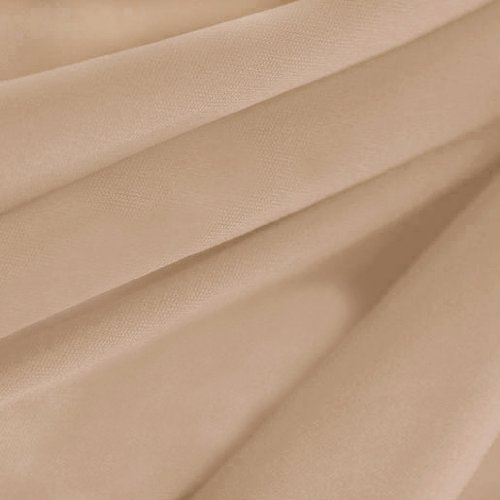 60 Wide Canvas Beige Lining Fabric by the Bolt - 50 Yards by Stylishfabric   B00EKUW9CI