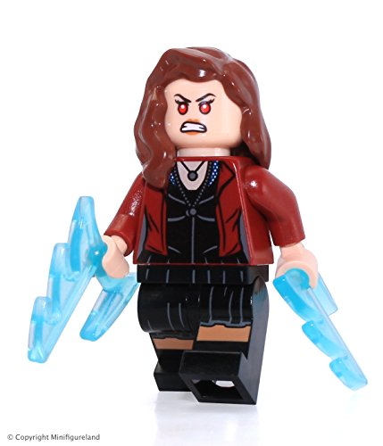 LEGO Marvel Super Heroes Loose Scarlet Witch Minifigure
