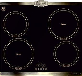 Placa de inducción Kaiser Empire de 60 cm, placa de metal de ...