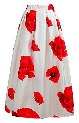 Full Skirt Pleats Skirt - 3