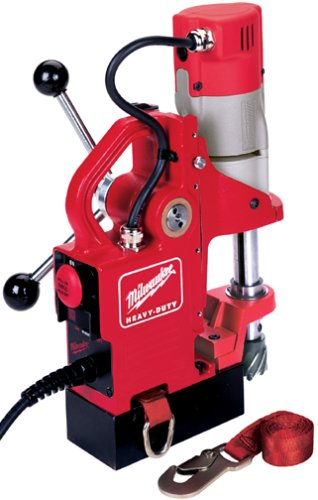 Find Cheap Milwaukee 4270-20 9 Amp Compact Electromagnetic Drill Press