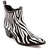 Corkys Women's Foxy Printed Rubber Ankle Boots