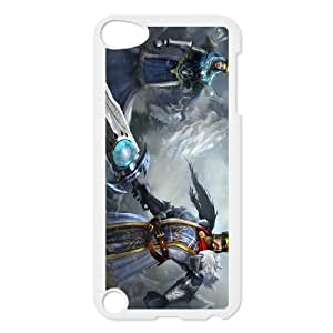 ipod 5 phone case White Tryndamere league of legends SDF4537583