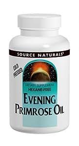 Source Naturals Evening Primrose Oil 1300 Mg Softgels, 120 Count