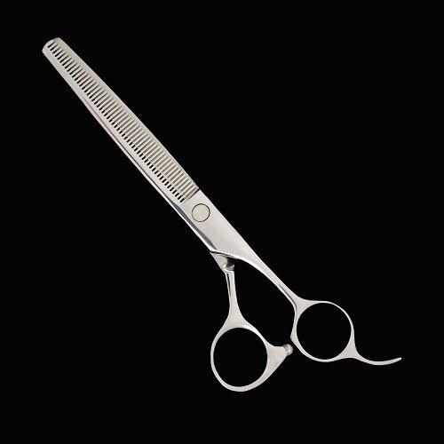 "Kashi CB-752T Thinning / Texturing 52 Teeth 7"" Salon Hair Shears / Scissors"