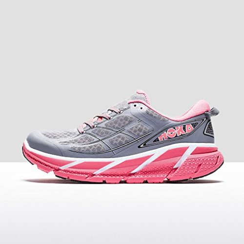 Hoka Clifton 2 Women's Running Shoes - 8.5 - Grey