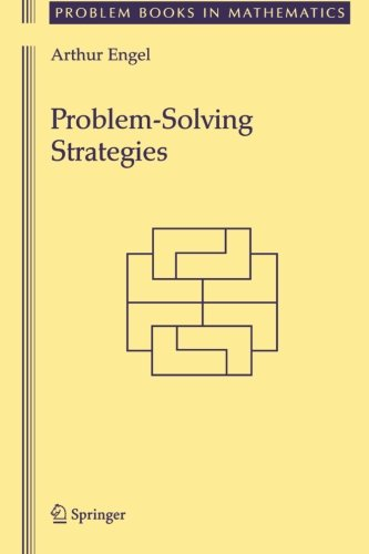 Problem-Solving Strategies (Problem Books in ()
