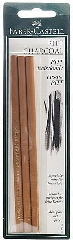 Faber Castell Compressed Charcoal - 8