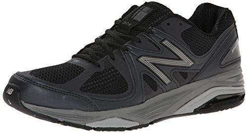 New Balance Men's M1540V2 Running Shoe, Black, 13 4E US