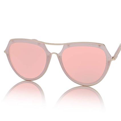 Gafas de sol- Espejo de Rana reflexivo Tendencia Retro ...