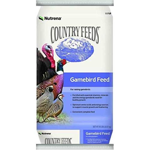 Nutrena Country Feeds Gamebird Turkey Feed