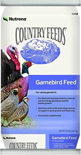 Nutrena Country Feeds Gamebird Turkey Feed 28%