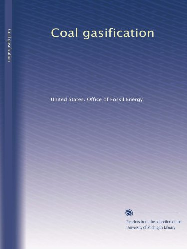 Coal gasification (Volume 2)