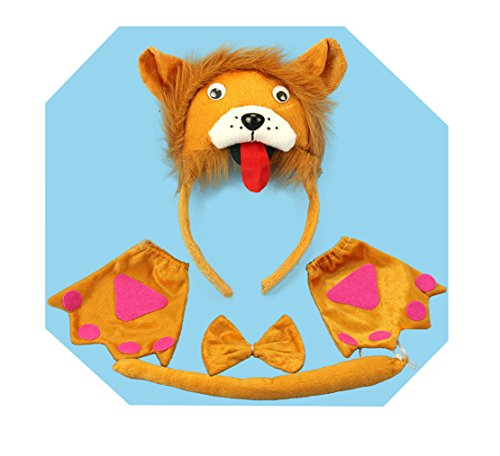lion fancy dress ladies - 8