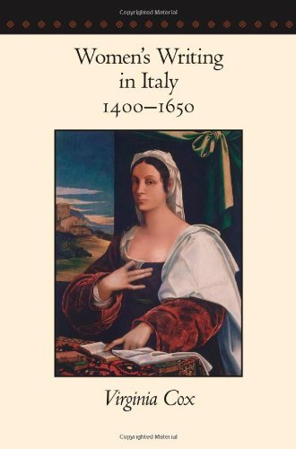 Women's Writing in Italy, 1400-1650