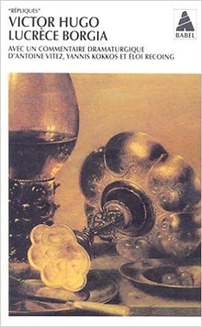 Livre Lucrèce Borgia epub pdf