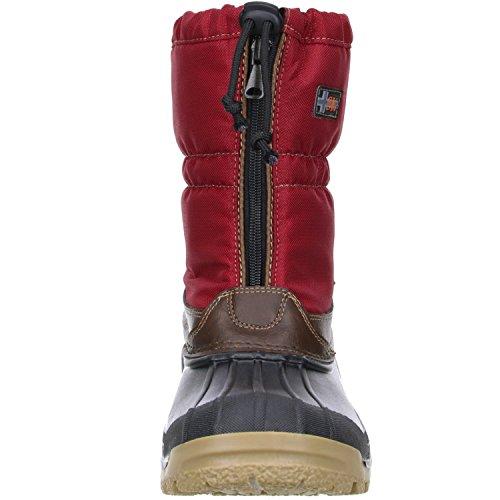 Mattone Snow Rot 11 Red 05388 Women's Boots Tecnic Vista wTxn4