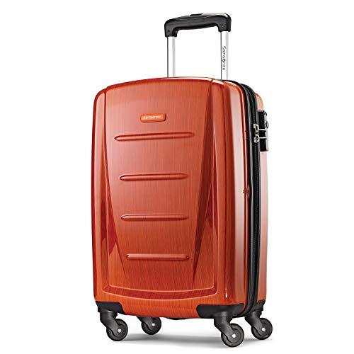 Samsonite Luggage Carry-On, Orange