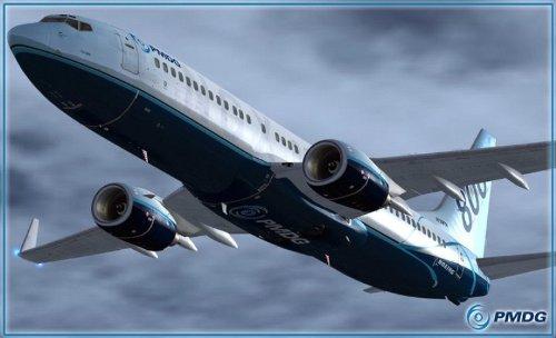 PMDG 737 NGX - Add-on for Microsoft Flight Simulator X (FSX
