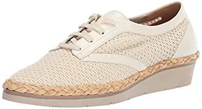 Aerosoles Womens River Side River Side Off-White Size: 5.5