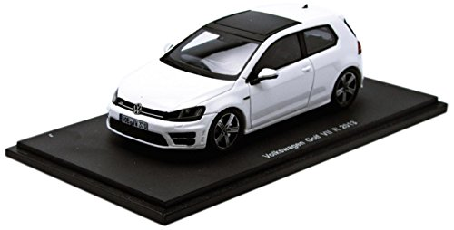1/43 Volkswagen Golf VII R White 2013 (ホワイト) S4192