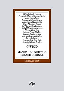 Manual de Derecho Constitucional (Derecho - Biblioteca Universitaria De Editorial Tecnos) (Spanish Edition