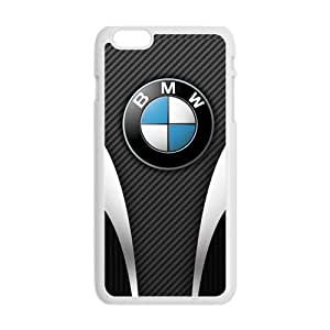 Cool Painting BMW Fashion Comstom Plastic case cover For Iphone 6 Plus