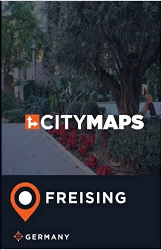 Freising Germany Map.City Maps Freising Germany James Mcfee 9781976136344 Amazon Com
