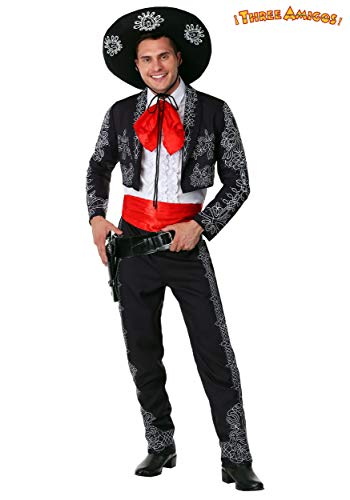 The Three Amigos Costume Large Black - http://coolthings.us