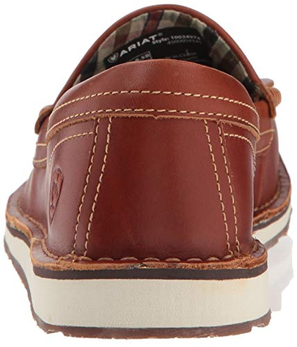 Shoes Honeycomb Ariat Slip Cruiser On Womens Tassel qBw0X