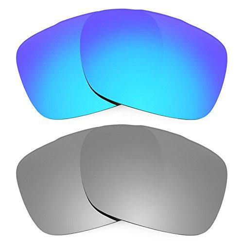 Revant Replacement Lenses for Oakley TwoFace 2 Pair Combo Pack - Lens Oakley Description