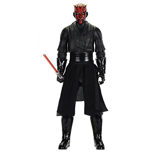 "Star Wars Classic 18"" Darth Maul Action Figure"