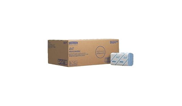 Scott Recambios de Toalla, Color Azul - Paquete de 15 x 0.53 gr - Total: 8 gr: Amazon.es: Industria, empresas y ciencia