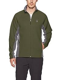 Spyder Men's Foremost Full Zip Heavy Wt Stryke Jacket