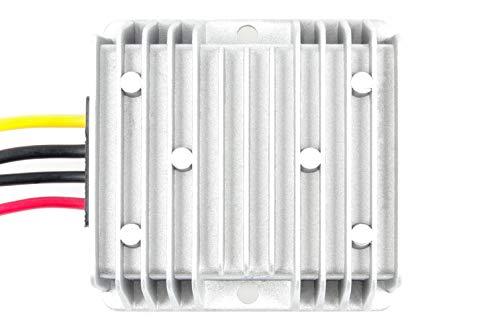 Power Converter Regulator DC 36V 48V (35-60V) Step-Down to DC 13.8V 15A 207W Waterproof Voltage Convert Transformer