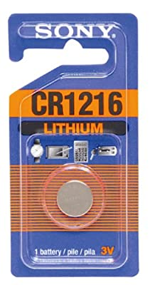Sony CR1216B1A Lithium Coin Battery