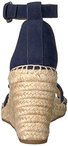 Pragtfulde Kvinder Bedford Kile Sandal Flåde ympQFV1