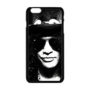 meilinF000slash black and white Phone Case for Iphone 6 PlusmeilinF000