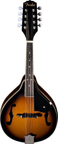 Fender FM-101 Mandolin, Sunburst by Fender