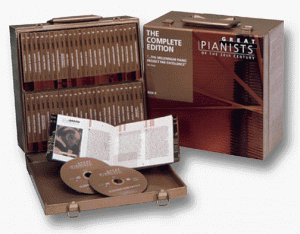 Great Pianists of the 20th Century: The Complete Edition, Box 1 by Polygram Records