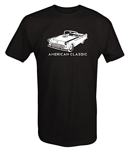 (American Classic Convertible Chevy Bel Air 50's 60'sT shirt -)