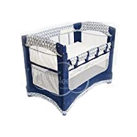 Arm's Reach Concepts Ideal Ezee 3-in-1 Bedside Bassinet - Crescent