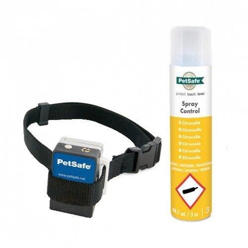 Petsafe Collar de Spray Control de Ladridos Citronella Perros 2, 7-26 kg PBC45-14136