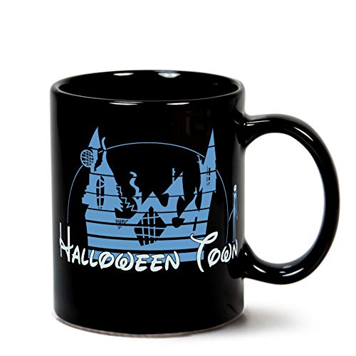 (Halloween Town Mug)