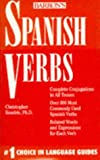 Spanish Verbs, Kendris, Christopher, 0812042832