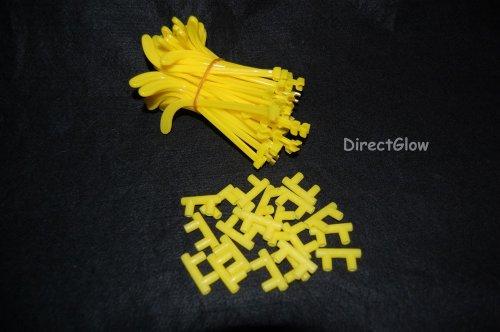 Set 50 Glow Glasses Connectors product image