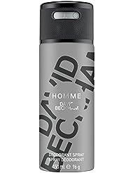 Beckham Homme Body Spray for Men 150ml